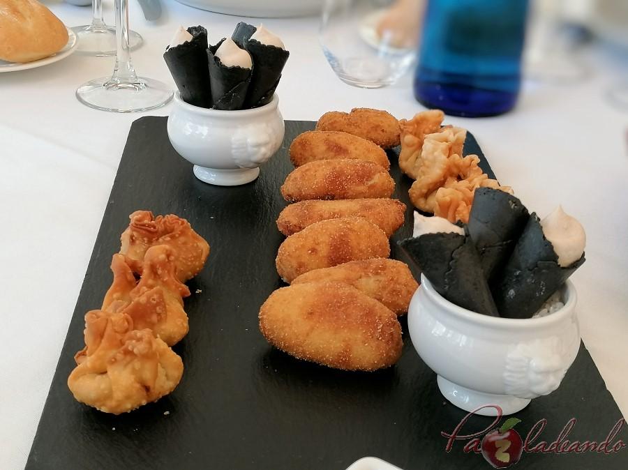 aperitivos Restaurante San Francisco (El Pardo) y su extraordinario cocido madrileño de los viernes (2)