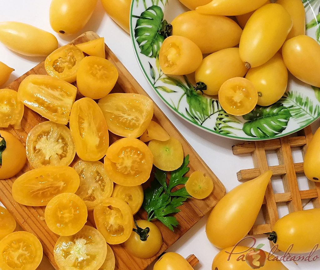 Tomate amarillo