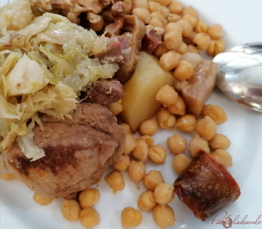 2. Cocido Taberna LA BOLA - PaZladeando (2)
